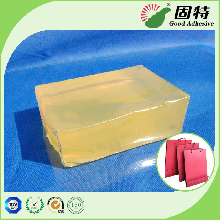 Strong Pressure Sensitive Adhesive Glue Synthetic Polymer Resin APAO Based  hot melt glue