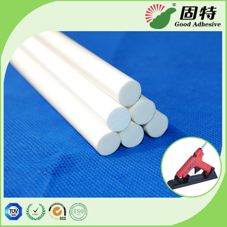 7mm Clear Milky White  EVA resin Stick-like solid Hot Melt Glue Sticks For Electronic Circuit Board,Shoe, Toys, PC
