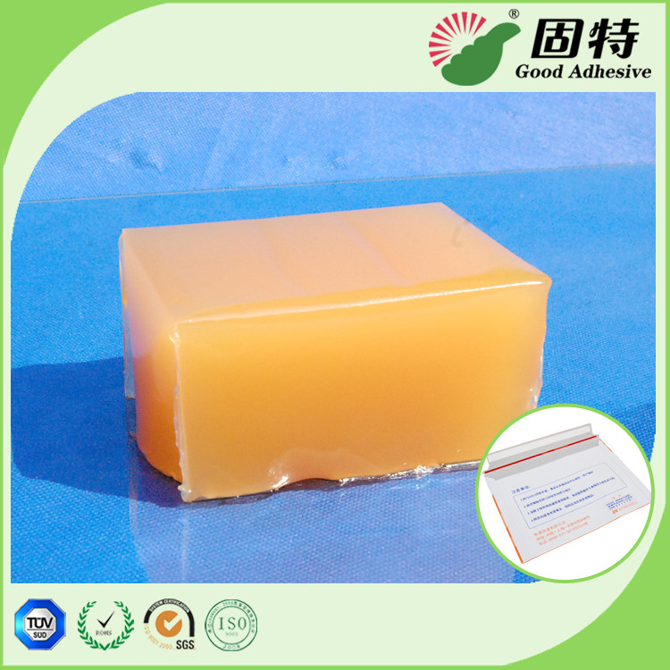 Mail Envelope Sealing Hot Melt Adhesive Packaging Synthetic Polymer Resin