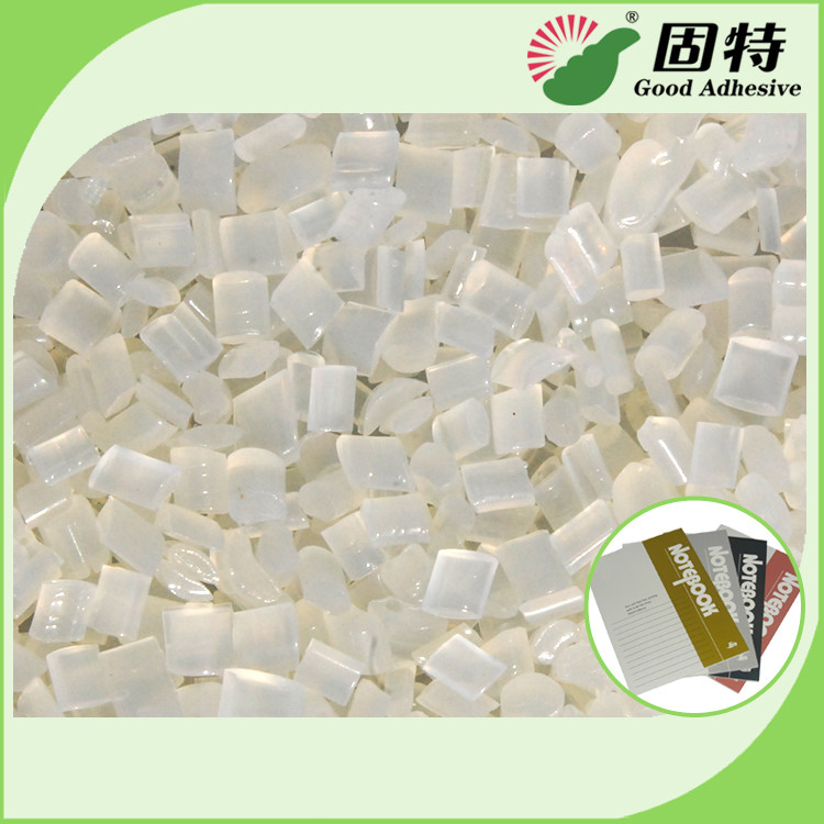 Transparent Granule Hot melt adhesive bookbinding spine for soft notebook EVA Glue for Bookbinding bookbinding equipment
