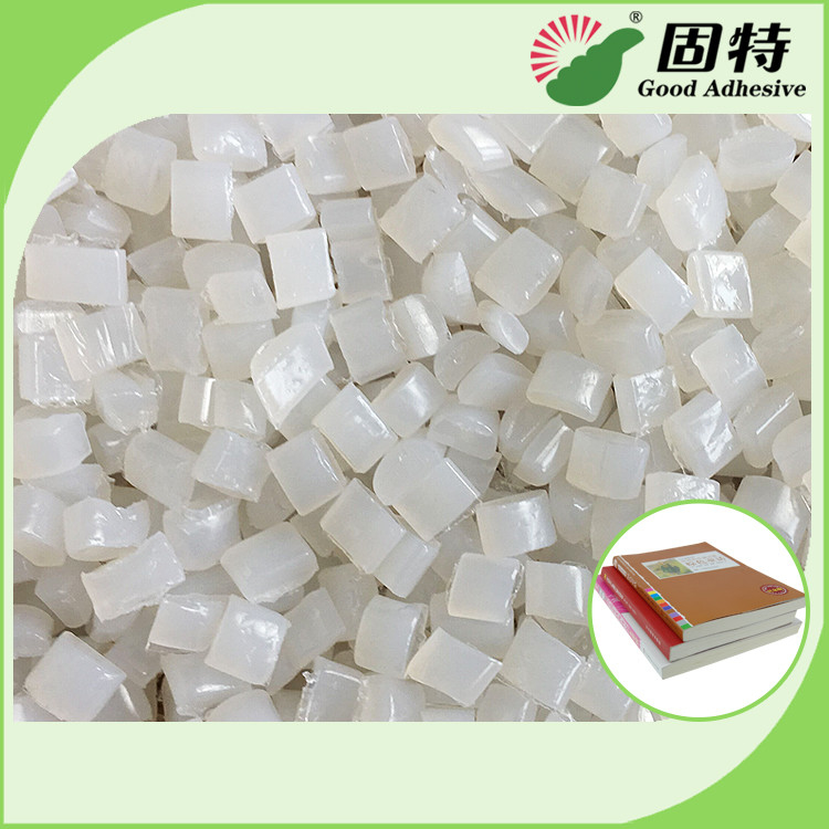 Book Binding Back Industrial Strength Hot Glue , Hot Melt Glue Pellets