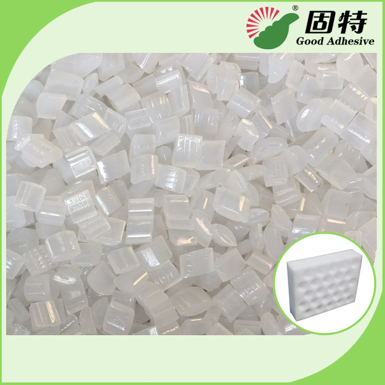 EPE foam sheet bonding EVA hot melt glue hotmelt adhesive