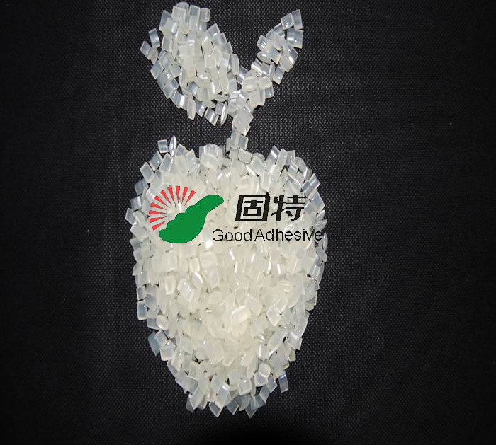 Yellow Granule corrugated carton EVA Based Hot Melt Adhesive Pellets For Straw Carton Sealing SGS Approved