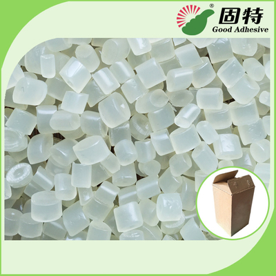 Transparent White EVA Particles Hot Melt Glue Adhesive granule for Packaging Like Henkel