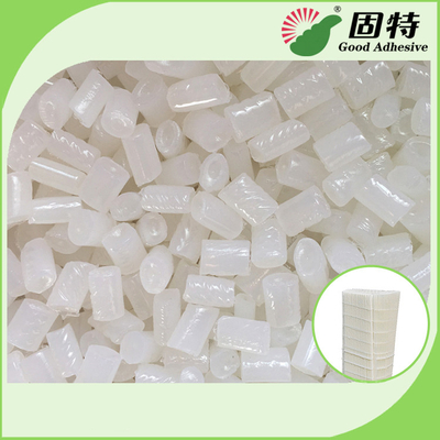 Filter Elements Bonding White Hot Glue Pellets Viscosity Resin Based